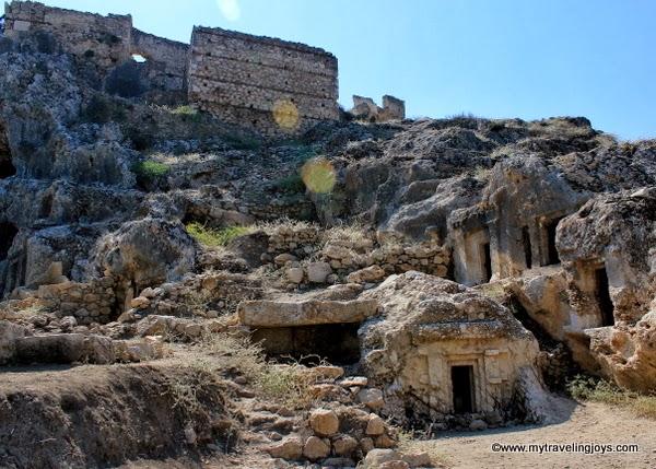 Exploring the Tlos Ruins Near Fethiye ~ My Traveling Joys