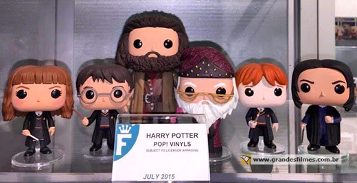 Bonecos Funko Pop do Harry Potter
