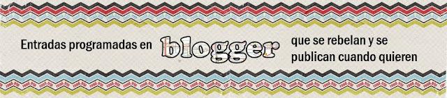 Título entradas programadas blogger cambio horario