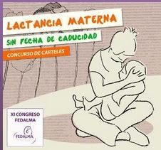 CONCURSO LACTANCIA MATERNA SIN FECHA DE CADUCIDAD FEDELMA 2014