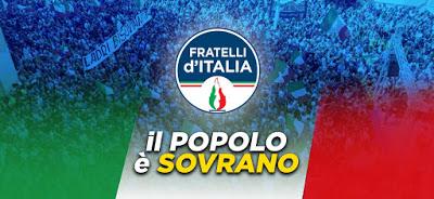 Aggiornamenti da Fratelli d'Italia - Cliccate QUI !