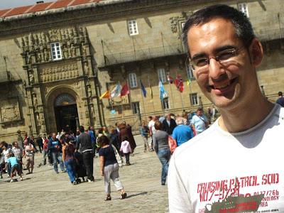 Parador of Santiago de Compostela