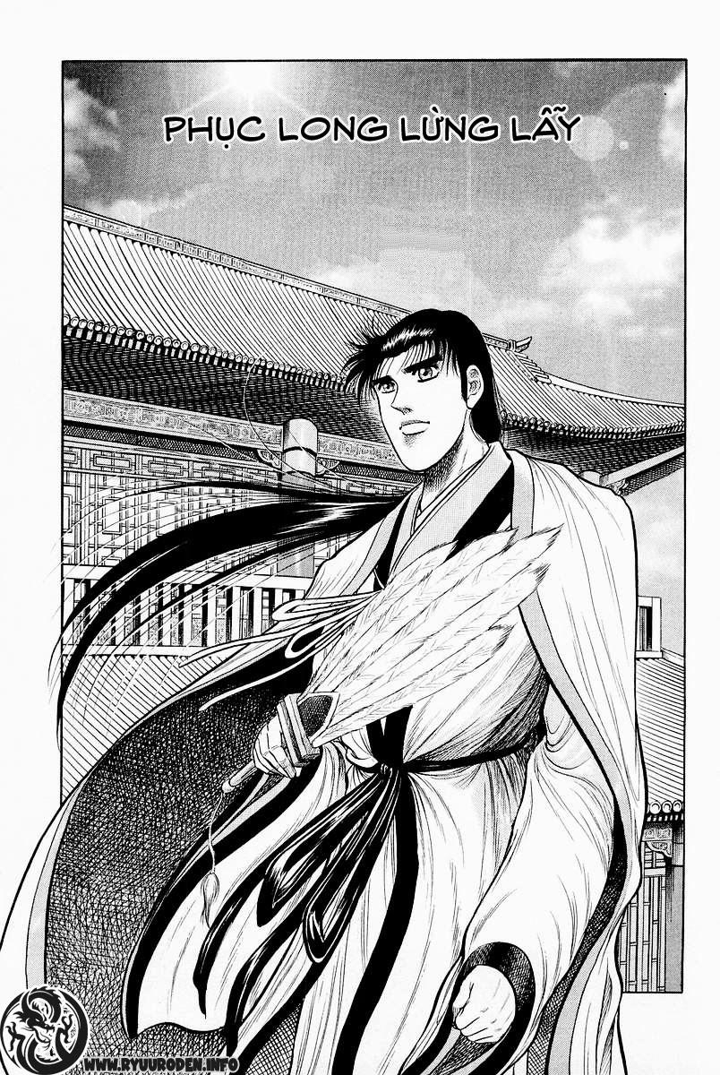 Chú Bé Rồng - Ryuuroden chap 31 - Trang 1