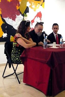 PERE BESSÓ EN LA PRESENTACIÓN DE LES ROSES DE LANCELOT
