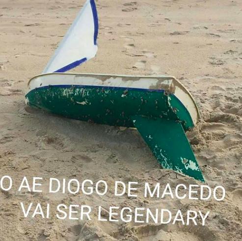 Projeto The Legendary