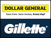 Dollar General Gillette logo