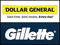 Dollar General Gillette logo