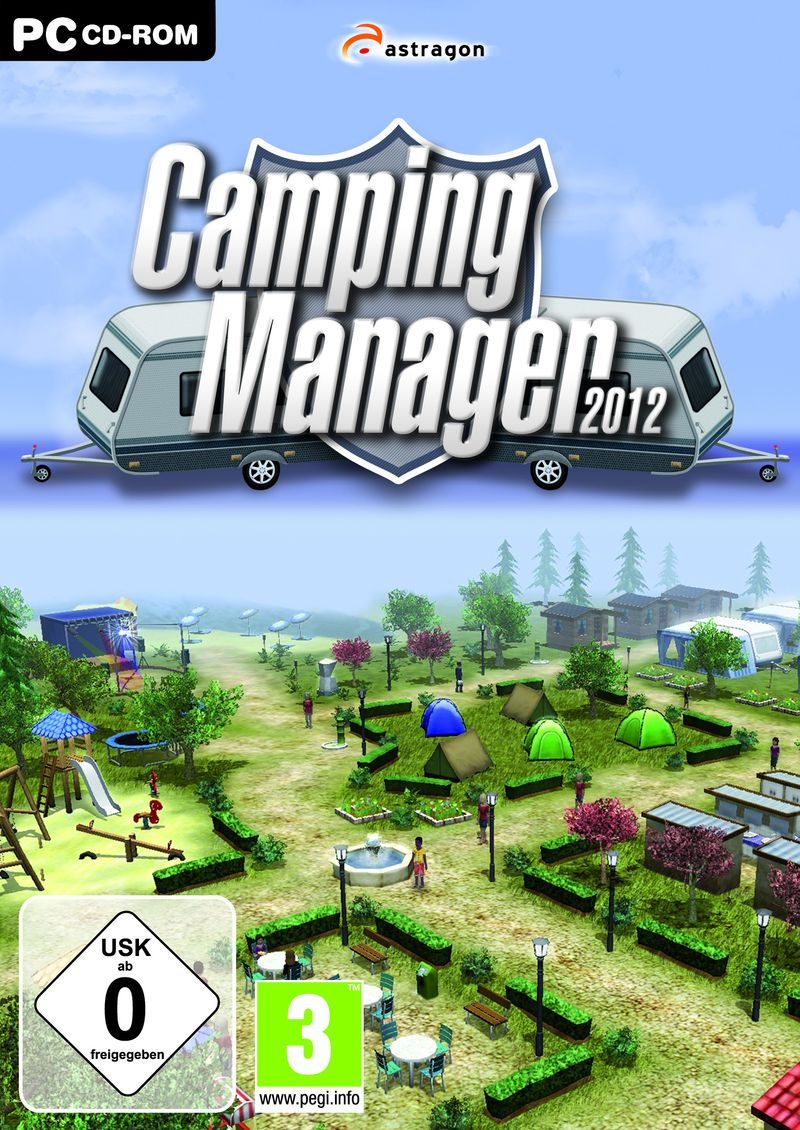 Camping Manager 2012 Pc