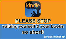 Authors dont sell yourself short!