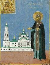 Saint Théodose de Kiev.