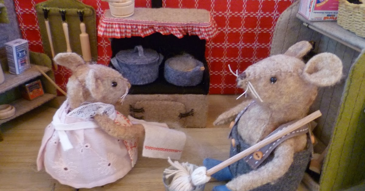 Grethilde workshop de keuken van familie muis - Familie aanrecht schorsing ...
