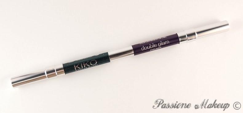 kiko digital emotion Double Glam Eyeliner