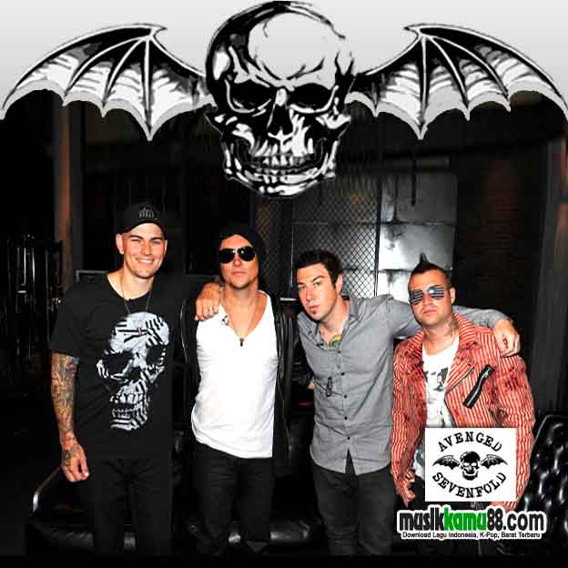 Download Musik, Download mp3, Lirik Lagu, Tangga Lagu Terbaru, Avenged Sevenfold - A Little Piece Of Heaven