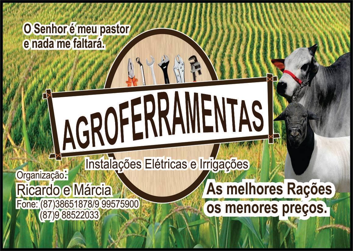 AGROFERRAMENTAS