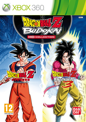 Dragon Ball Z Budokai HD Collection Xbox 360 Espaol NTSC Descargar 2012