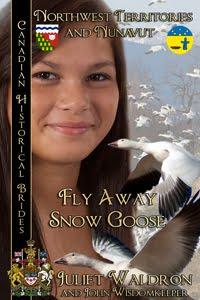 Fly Away Snow Goose (Nıts'ı̀t'ah Golika Xah)