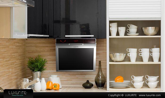 D nde ubicar la televisi n en la cocina - Television en la cocina ...