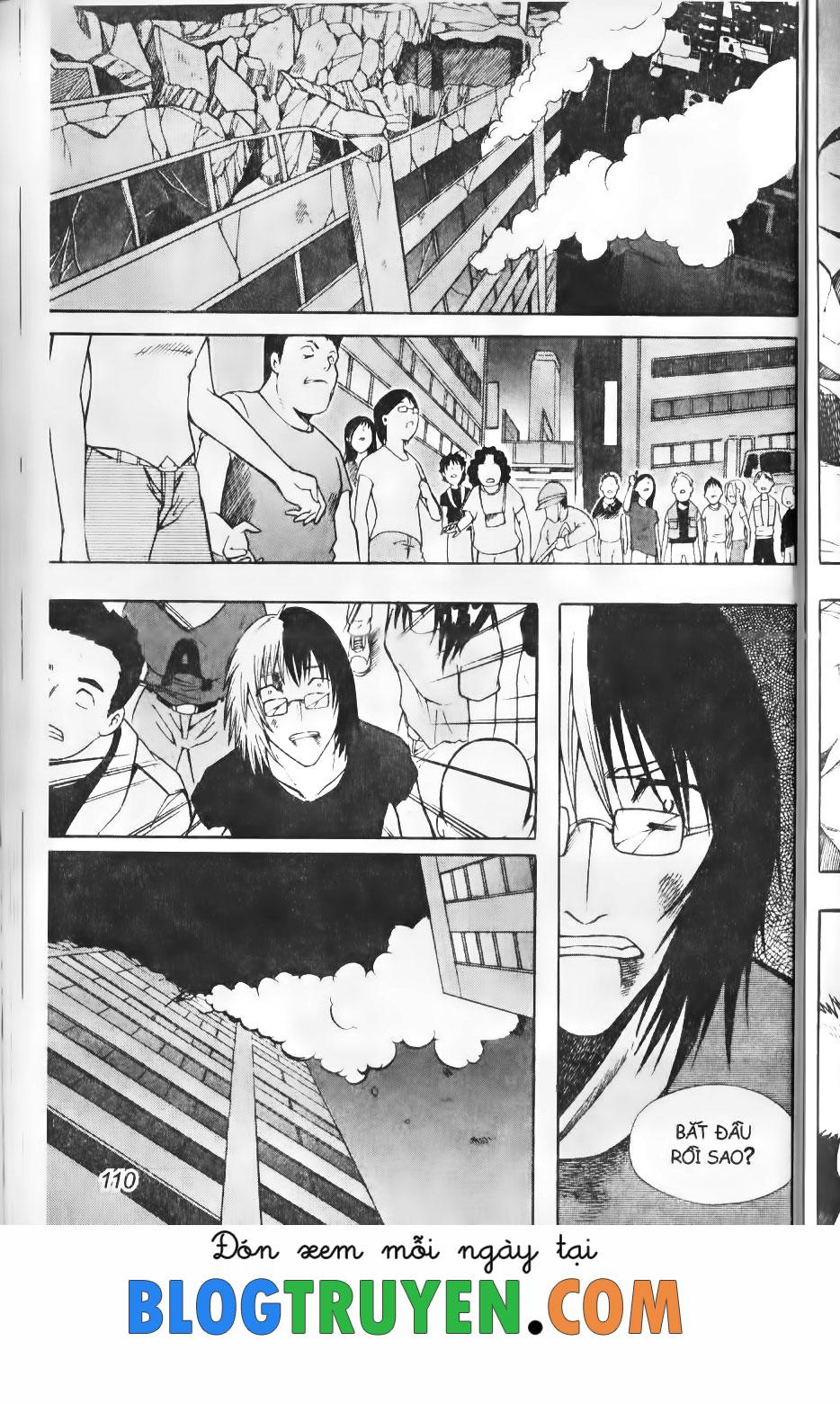Gumiho – Hội Pháp Sư chap 78 Trang 3