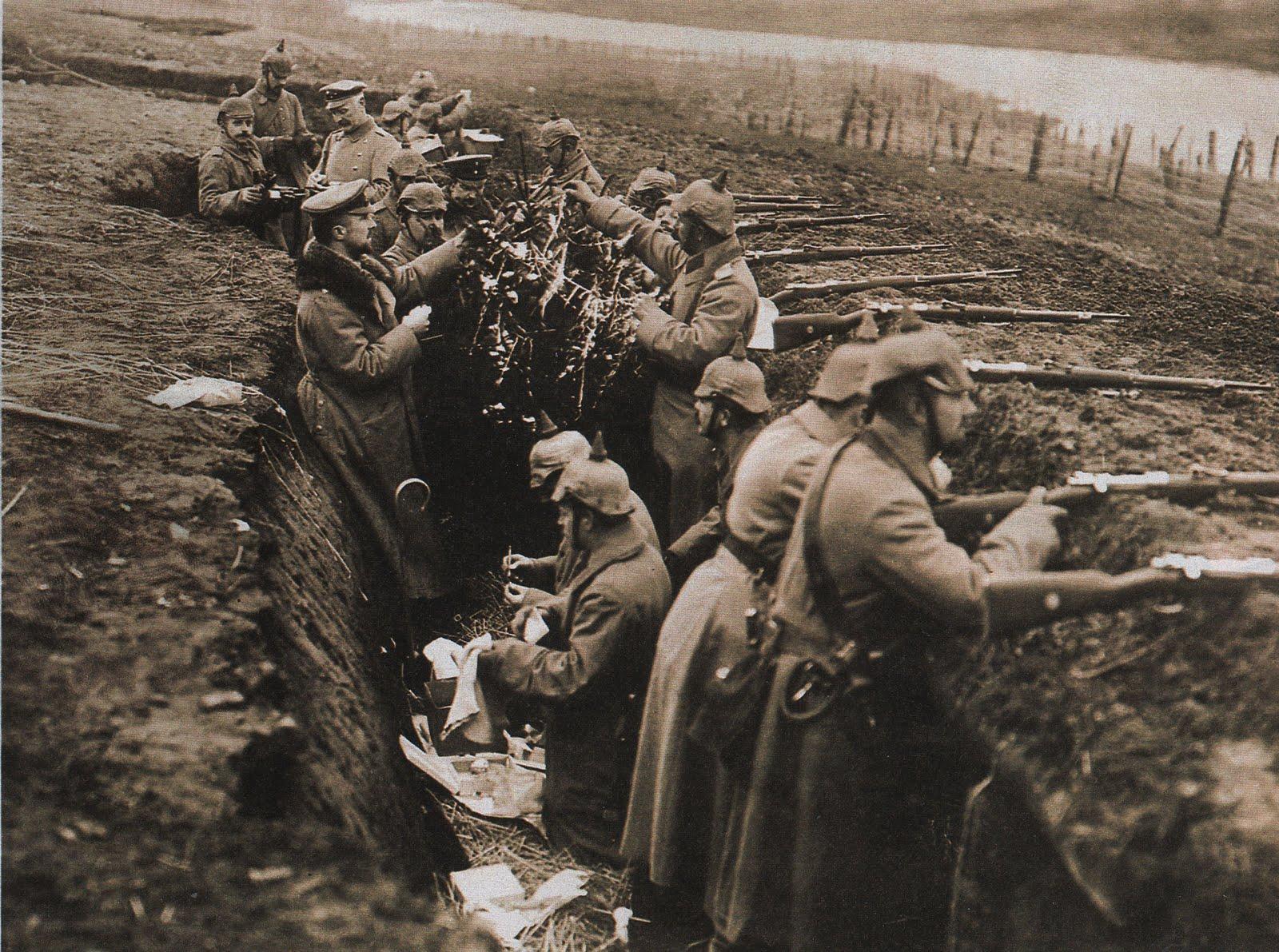Foto prima guerra mondiale carso 6