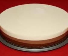 Mini tarta de tres chocolates Thermomix®