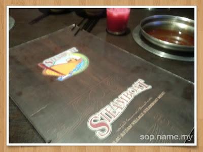 Restoran The Steamboat