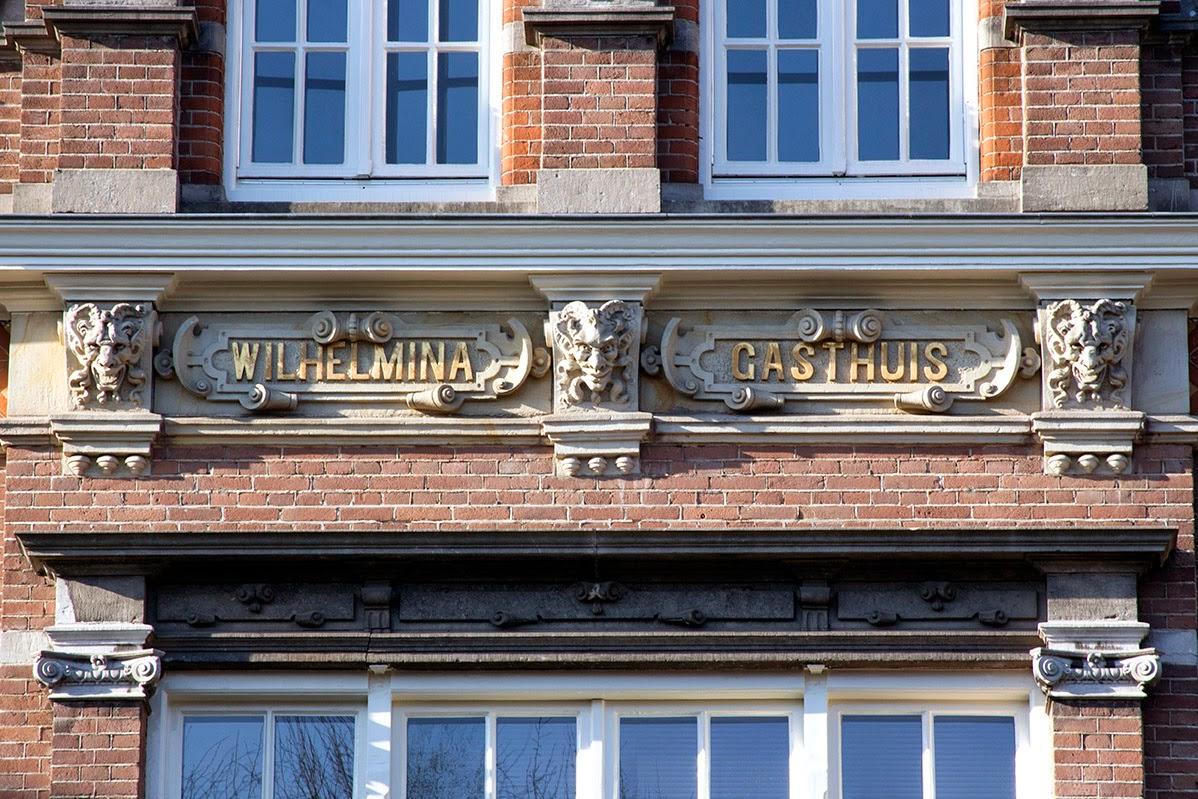 Wilhelmina Gasthuis, Amsterdam