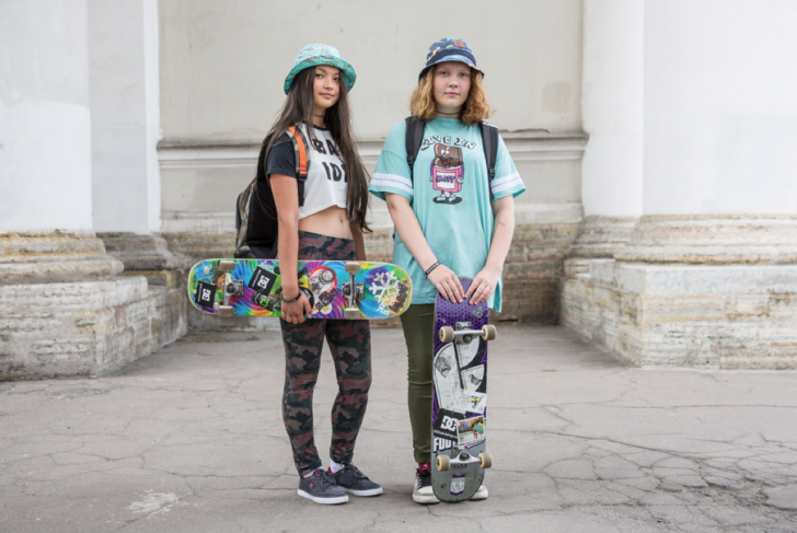 girl is not a 4 letter word girls skateboarding in russia