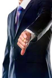 promoção no emprego mal sucedida