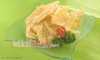 Resep Kue Bawang - Kue Kering Gurih