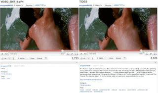Видео с контекстом и без контекста