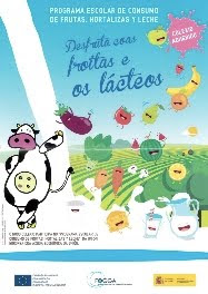 Programa Froita fresca e Leite
