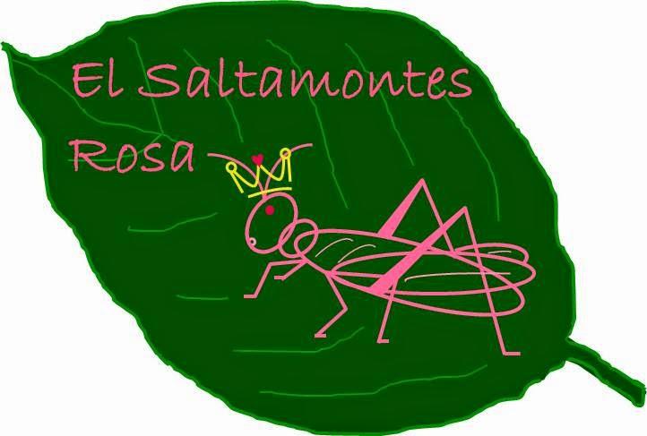 El Saltamontes Rosa