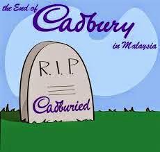 Boikot Produk Cadbury Confectionery Malaysia. Sdn. Bhd. (Cadbury)