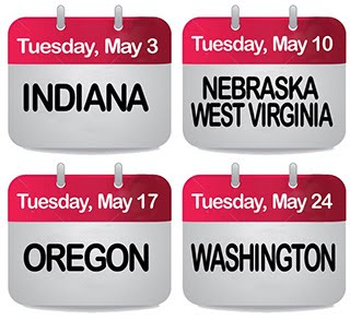 May GOP Primary Dates