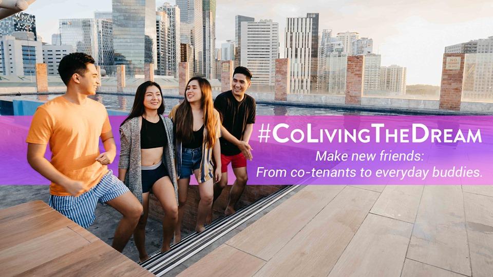 Makati - BGC Apartment-Dorm Living