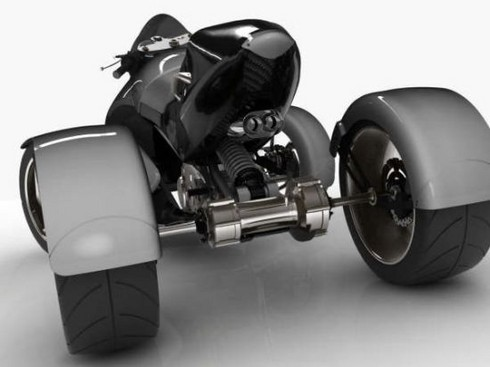 City Vehicle Urban Quad by Pablo De Titta