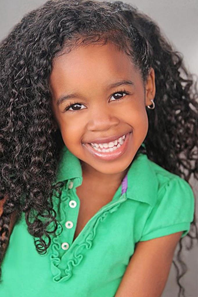 Emejing Little Girl Hairstyles African American Gallery - Styles ...