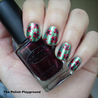 Hobby Polish Bloggers May Challenge - Nature Inspired