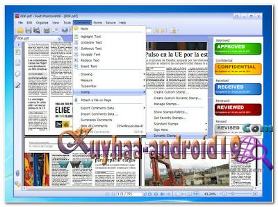 FOXIT ADVANCED PDF EDITOR 3.00 FINAL