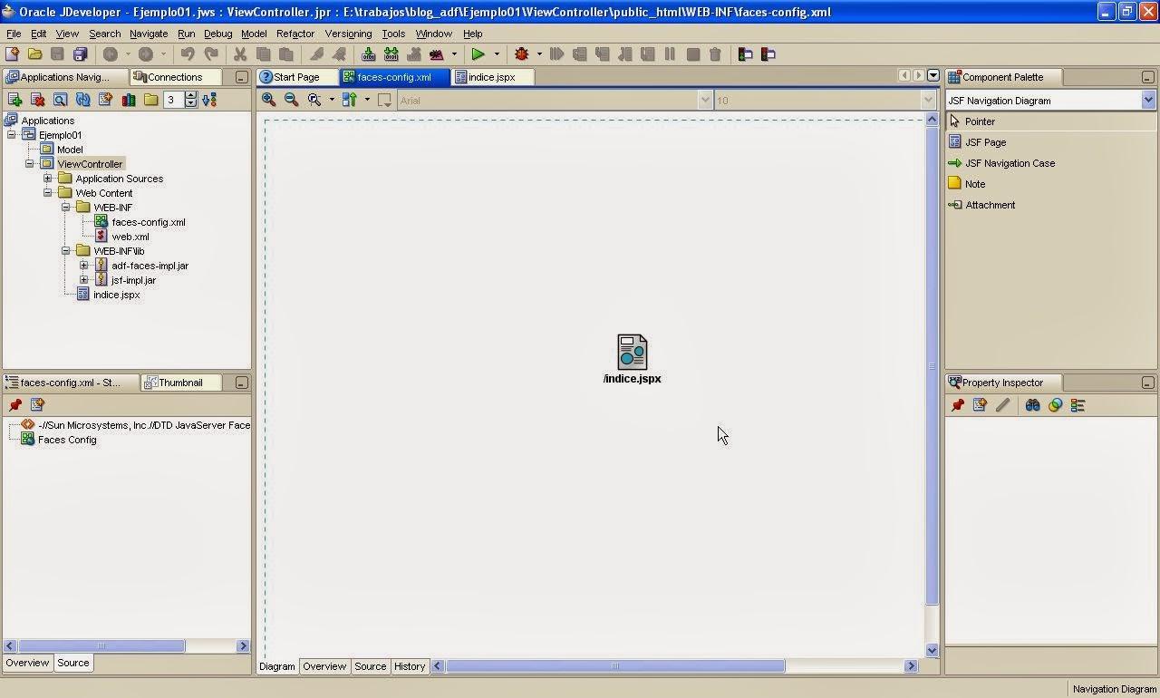JDeveloeper Windows Theme