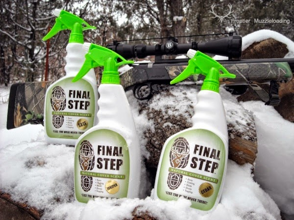 Final Step Cover Scents