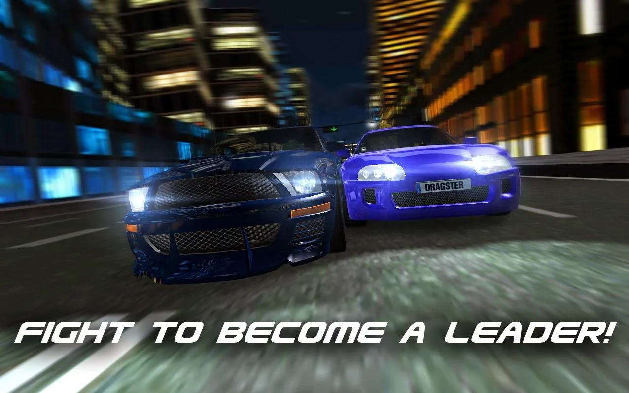 Drag Racing 3D v1.7.3 APK+OBB