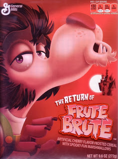 Front of Frute Brute 2013 box