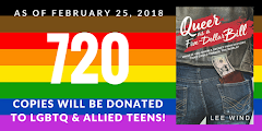 """Queer as a Five-Dollar Bill"" Kickstarter Daily Update"