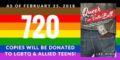 """""""Queer as a Five-Dollar Bill"""" Kickstarter Daily Update"""