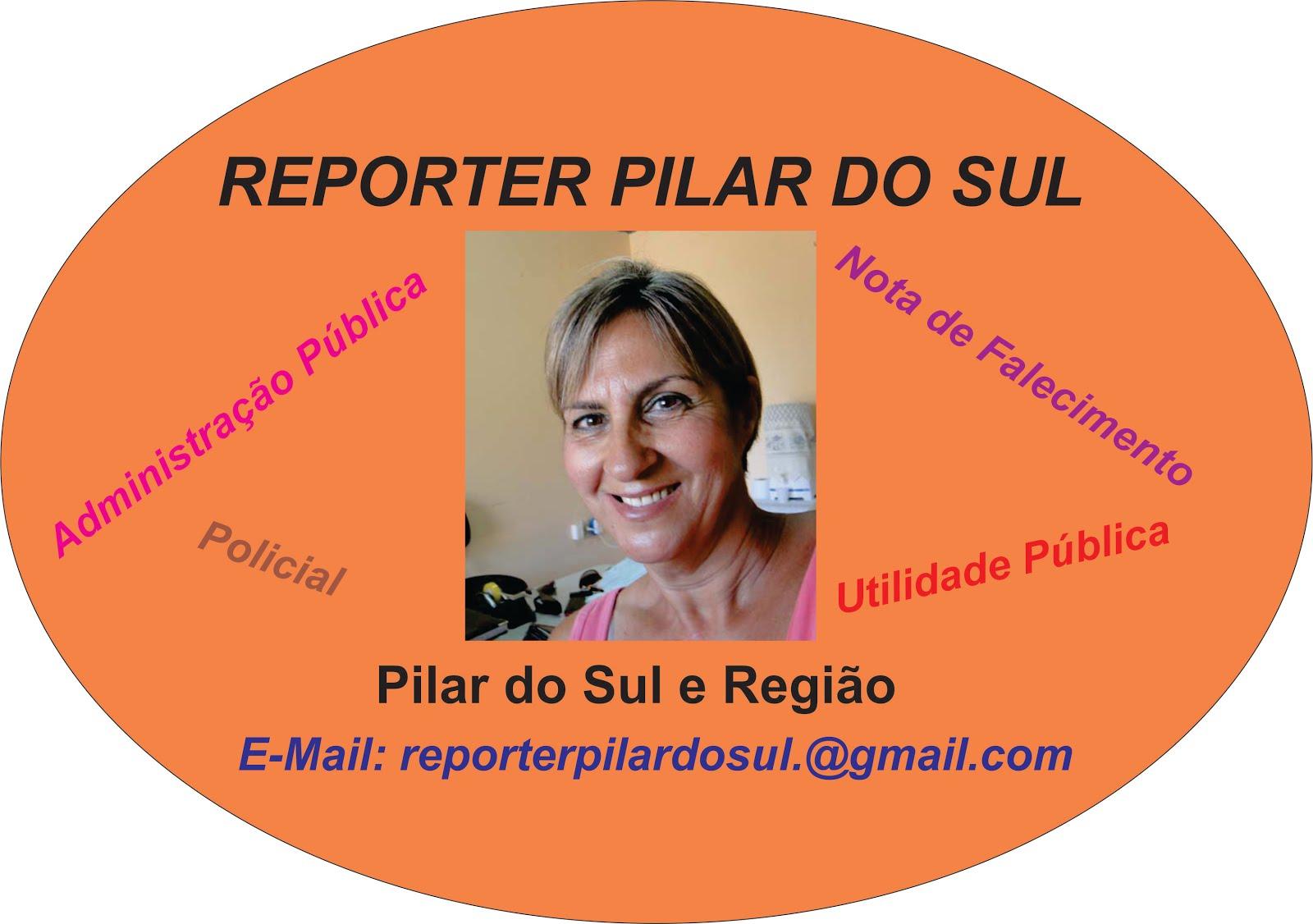 Repórter Pilar do Sul