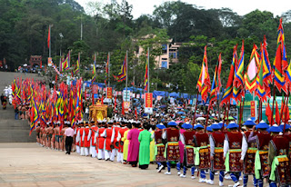 The Hung Kings Temple Festival (The Death Anniversary of The Hung Kings) 1