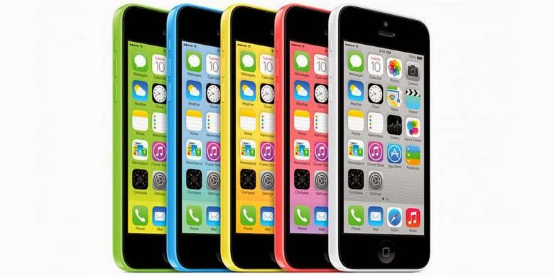 Review Apple iPhone 5C