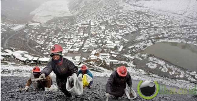 La Rinconada di Peru