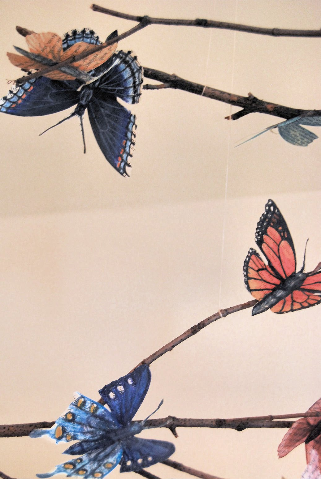 domythic bliss domythic diy paper butterflies